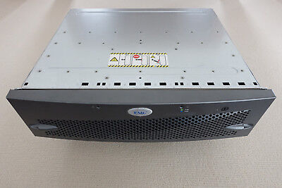 EMC Disk Array DAE KTN-STL4 / 15 x 600GB / RMK / CX4-4PDAE / 4G
