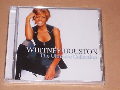 Cd Whitney Houston The Ultimate Collection New Sealed
