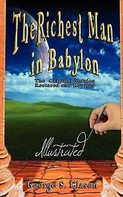 The Richest Man in Babylon - Illustrated by George Samuel Clason (English) Paper