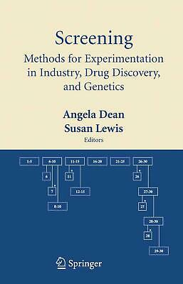 Screening: Methods for Experimentation in Industry, Drug Discovery, and Genetics