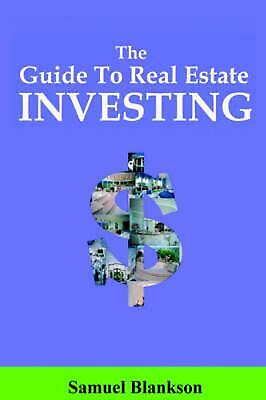 The Guide to Real Estate Investing by Samuel Blankson (English) Paperback Book F