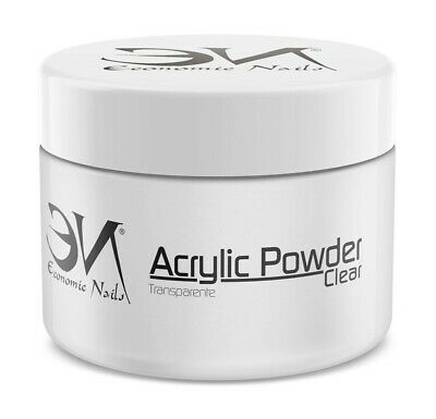 EN Acrylic Powder Clear (Transparente) 200g