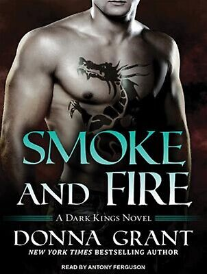 Smoke and Fire by Grant, Donna CD-AUDIO