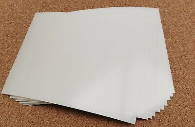 100 A5 double sided adhesive tape sheets - very sticky