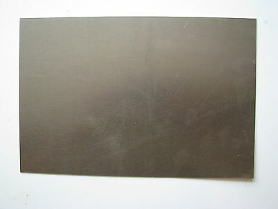 """Steel Sheet Metal Cold Rolled 18 gauge thick 0.048"""" X 8"""" X 12"""" AUTO REPAIR"""