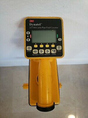 Dynatel 2273M Cable/Pipe/Fault Locator Wand Only- Used