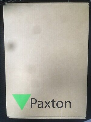 682-813 Paxton Net 2 Plus 1 Door Controller -12v 2A psu - Metal Cabinet New