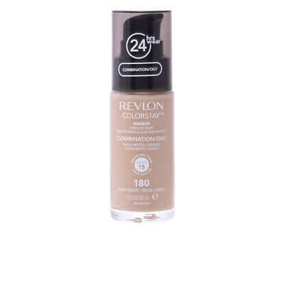 COLORSTAY foundation combination/oily skin #180-sand beige