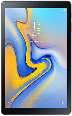 "Samsung Galaxy Tab A 2018 10.5"" SM-T590 WiFi 32GB NUOVO ITALIA Tablet Gray"