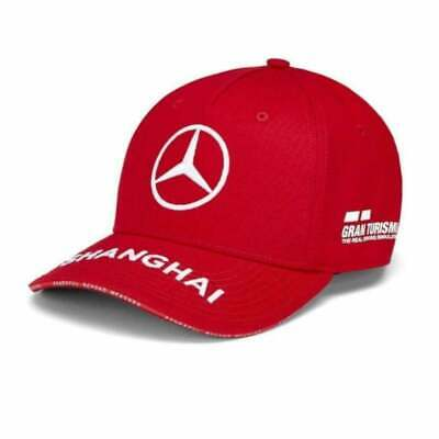Mercedes AMG F1 Lewis Hamilton Shanghai GP China Baseball Cap 2019 ADULT