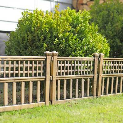 Fence Panels (Pack of 4)