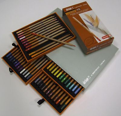 Bruynzeel Artists Quality Pencils, Set 48 - Rrp £59.99