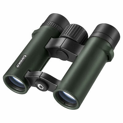 Barska 10x26 WP Air View Binoculars, Green Color AB12520