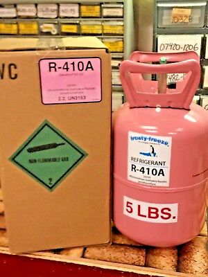 R410a, Refrigerant, 5 lb. Can, 410a, Best Value On eBay, FAST FREE SHIPPING, NEW