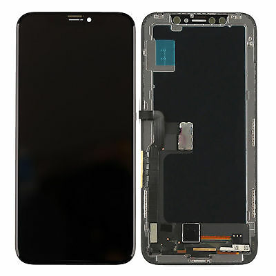 OEM iPhone lcd touch screen assembly replacement original quality for X