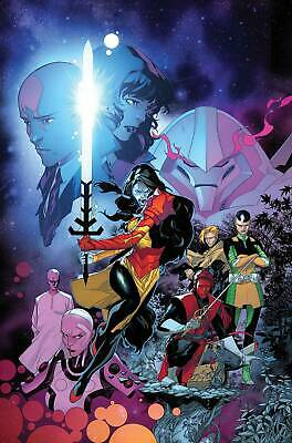 Powers Of X #1 (Of 6) Pre-Order 31/07/19 Vf/Nm Marvel