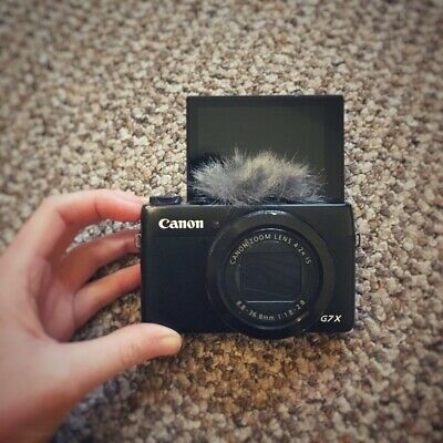 Canon PowerShot G7X 20.2MP Digital Camera - Boxed - *ACCESSORIES INCLUDED*