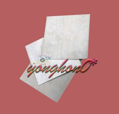 99.8% 1x200x200mm Magnesium Foil Small Sheet 1x200x200mm (very thick)