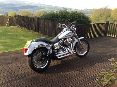 Harley Davidson fxd 35 genuine 970 miles from new