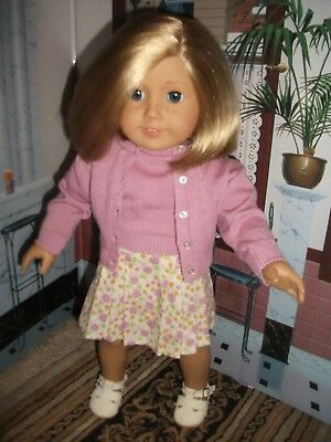 American Girl Doll Kit With Complete Meet Outfit in Excellent condition.