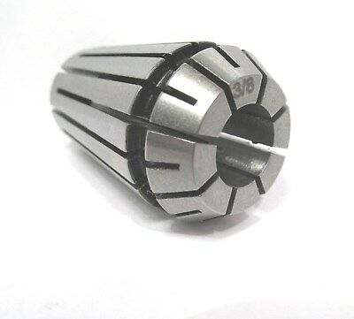 "ER20 SPRING COLLET 3/8"" - # 20375 - New - Free Shipping"