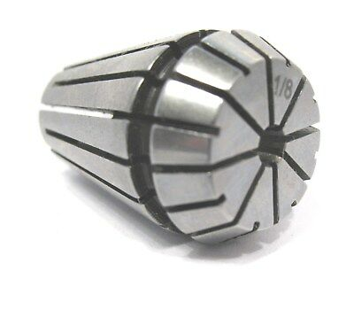 "ER20 SPRING COLLET 1/8"" - # 20125 - New - Free Shipping"
