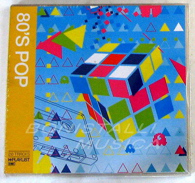 VARIOUS ARTISTS - PLAYLIST 80'S POP - CD Sigillato