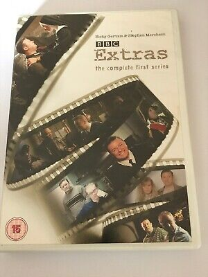 EXTRAS THE COMPLETE FIRST SERIES Dvd 2005 2 Disc Set