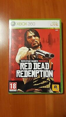 Red Dead Redemption Xbox360 Completo Pal España