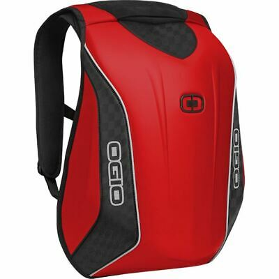 OGIO: No Drag Mach 5 motorcycle backpack - Limited Edition Red