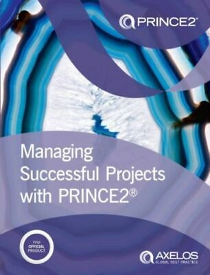 Managing Successful Projects With Prince2 Bennett  Nigel