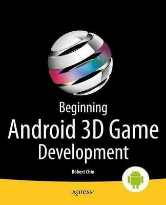 Beginning Android 3d Game Development by Robert Chin (English) Paperback Book Fr