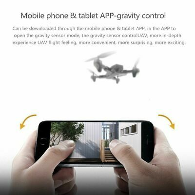 DM95- Wifi FPV Camera Foldable 2.4G 6-Axis Selfie Quadcopter Drone RC Cool Toy