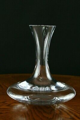 Riedel Ultra Magnum Crystal Decanter Carafe Signed Made in Austria