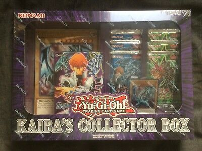 Yu-Gi-Oh! Kaiba's Collector Box New Factory Sealed