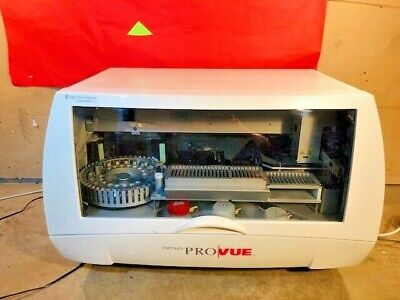 Ortho Clinical Pro Vue Blood Analyzer (1193)