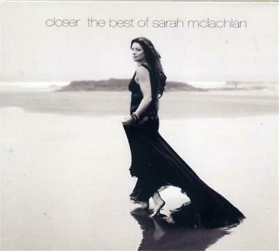 SARAH McLACHLAN Closer The Best Of CD - Greatest Hits