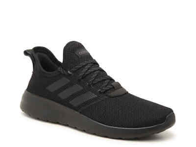 adidas Lite Racer RBN Running Shoes Size 9 New Tags Authentic Black