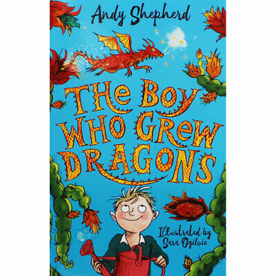 The Boy Who Grew Dragons by Andy Shepherd (Paperback), Children's Books, New