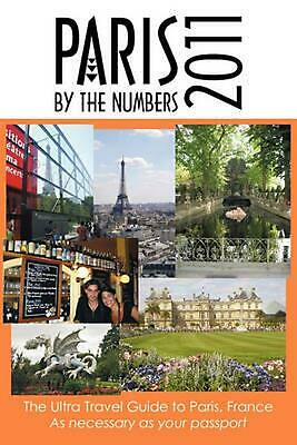 Paris By The Numbers by Kathleen Goodman (English) Paperback Book Free Shipping!