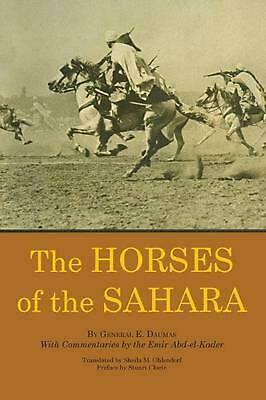 The Horses of the Sahara by Eugene Daumas (English) Paperback Book Free Shipping