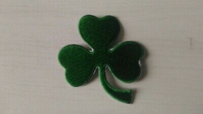 Patch ecusson brode thermocollant backpack treffle irlande irlandais chance
