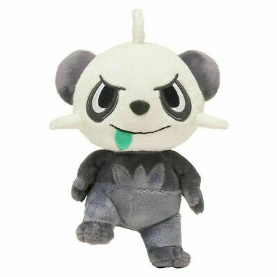 Pokemon Center Pancham Plush Doll Soft Stuffed Figure Toy Gift Collection -8 In.