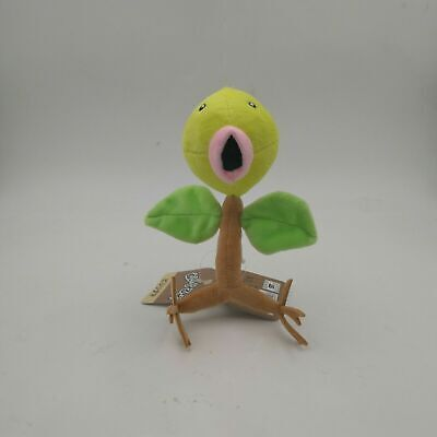 Pokemon Center Bellsprout Plush Doll Stuffed Figure Toy Gift Collection -8 Inch