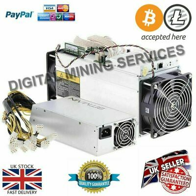 BITMAIN ANTMINER S9 13 13.5 14TH/s WITH APW3++ PSU - BTC BCH BITCOIN MINING