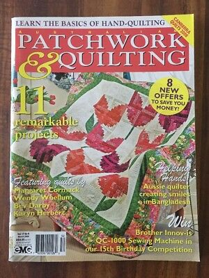 Australian Patchwork and Quilting Vol 17 No 9 - March 2009