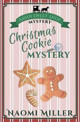 Christmas Cookie Mystery by Naomi Miller (English) Paperback Book Free Shipping!