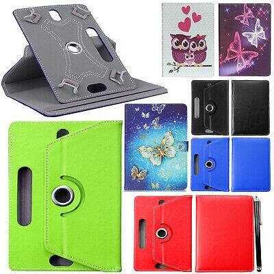 """Samsung Galaxy Tab A 10.1"""" 2019 Tablet Universal Leather Stand Flip Case Cover"""