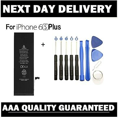 100% NEW Battery Replacement For IPhone 6S PLUS 2750MAH +Tools UK SELLER