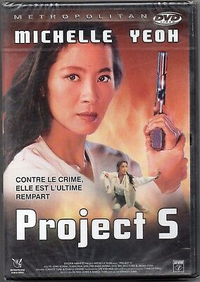 Project S - spin off de Police Story - Michelle Yeoh - NEUF